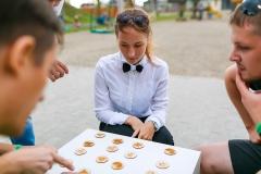 Командообразующая игра на юбилей компании Fasten (такси Сатурн)